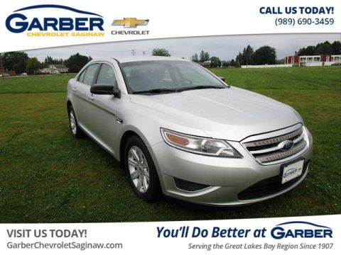 Pre-Owned 2010 Ford Taurus SE