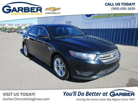 Pre-Owned 2015 Ford Taurus SEL AWD