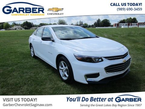 Certified Pre-Owned 2018 Chevrolet Malibu LS w/1LS