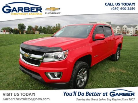 Pre-Owned 2015 Chevrolet Colorado LT 4WD