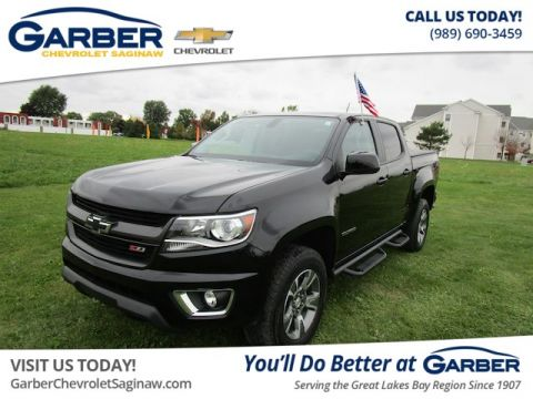 Pre-Owned 2015 Chevrolet Colorado Z71 4WD