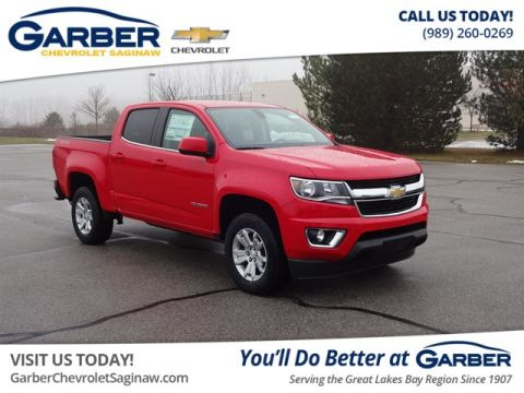 New 2019 Chevrolet Colorado LT 4WD