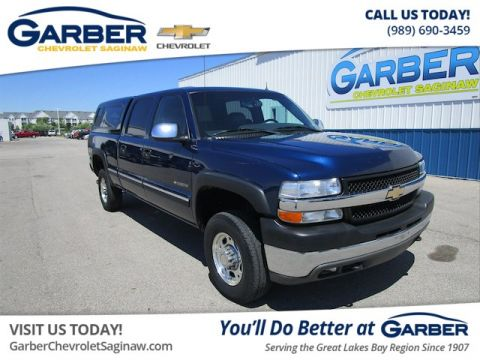 Pre-Owned 2002 Chevrolet Silverado 2500HD LT 4WD