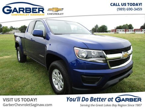 Pre-Owned 2016 Chevrolet Colorado WT 4WD