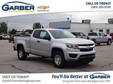 New 2019 Chevrolet Colorado WT 4WD