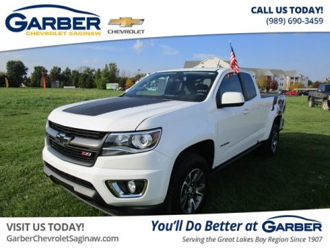 Pre-Owned 2017 Chevrolet Colorado Z71 4WD