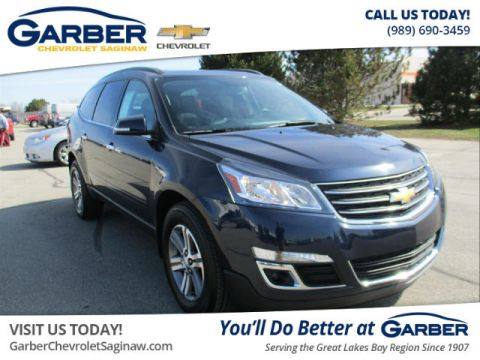 Pre-Owned 2015 Chevrolet Traverse LT w/2LT AWD