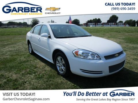 Pre Owned 2013 Chevrolet Impala LS FWD Sedan