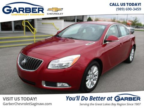 Pre-Owned 2013 Buick Regal LEATGR