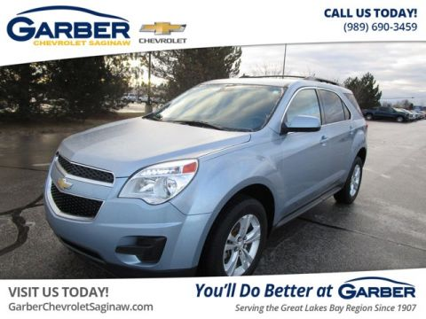 Pre-Owned 2015 Chevrolet Equinox LT w/1LT