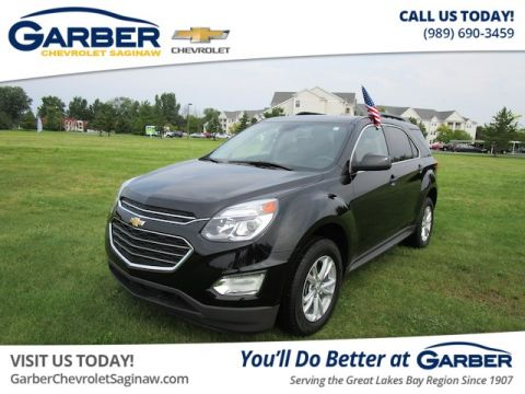 Certified Pre-Owned 2017 Chevrolet Equinox LT w/1LT