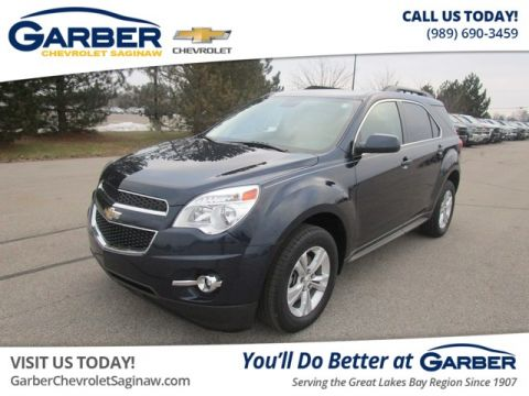 Pre-Owned 2015 Chevrolet Equinox LT w/2LT