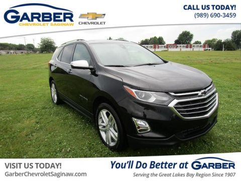 Pre-Owned 2018 Chevrolet Equinox Premier w/1LZ AWD