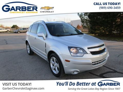 Pre-Owned 2015 Chevrolet Captiva Sport LT FWD SUV