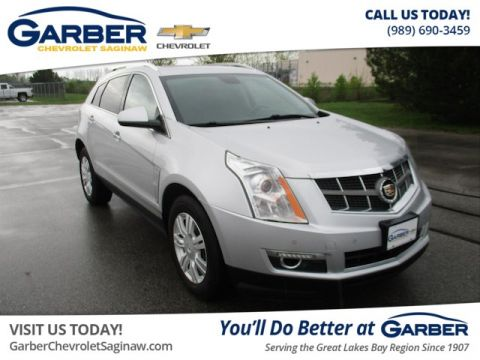 Pre-Owned 2012 Cadillac SRX Luxury Collection AWD