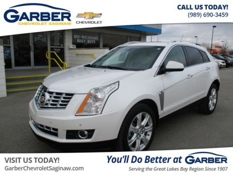 Pre-Owned 2014 Cadillac SRX Performance Collection AWD