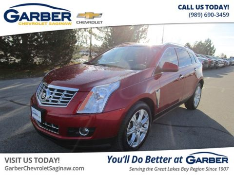 Pre-Owned 2013 Cadillac SRX Performance Collection AWD