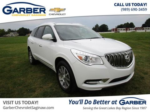 Certified Pre-Owned 2017 Buick Enclave Convenience