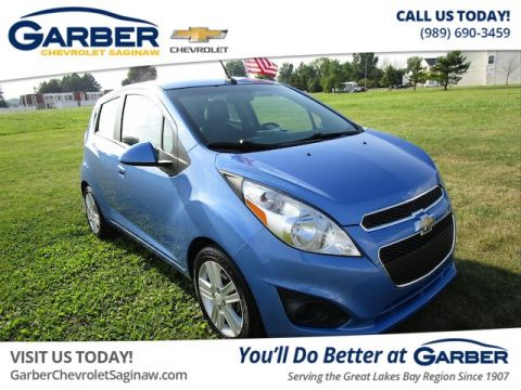 Pre-Owned 2014 Chevrolet Spark LS Auto