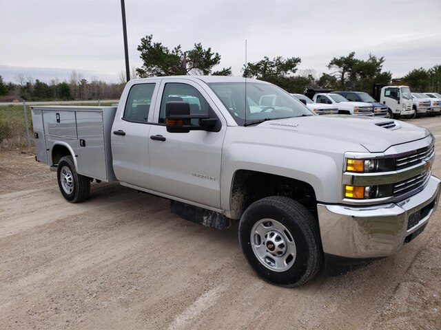 New 2017 Chevrolet Silverado 2500HD WT