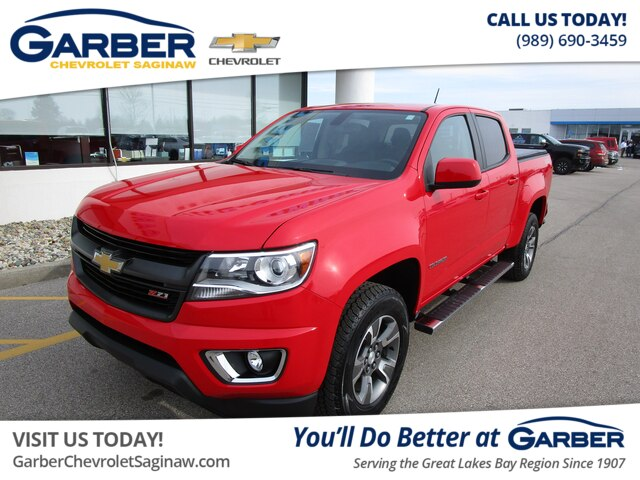 Certified Pre-Owned 2016 Chevrolet Colorado Z71