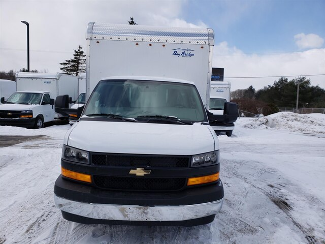New 2019 Chevrolet Express Cutaway Work Van