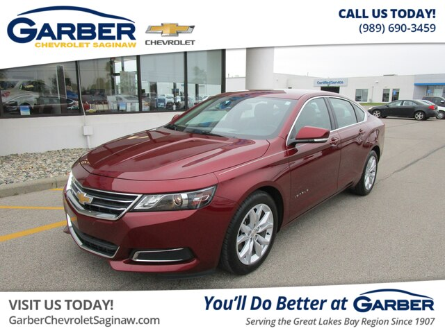 Pre-Owned 2016 Chevrolet Impala LT w/2LT
