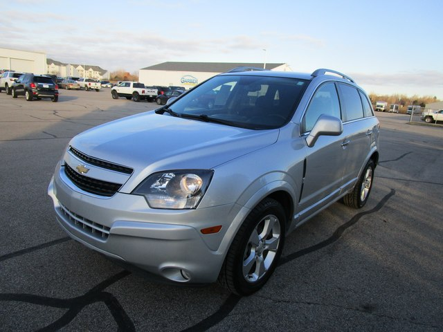 Pre-Owned 2015 Chevrolet Captiva Sport LT