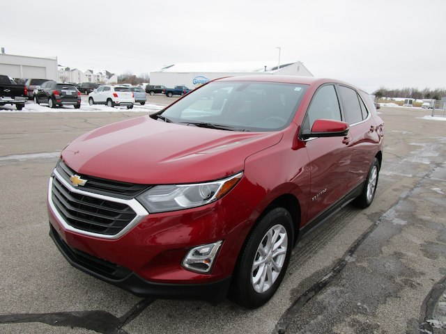 Pre-Owned 2018 Chevrolet Equinox LT w/1LT