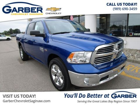 Pre-Owned 2019 RAM 1500 Classic SLT 4WD