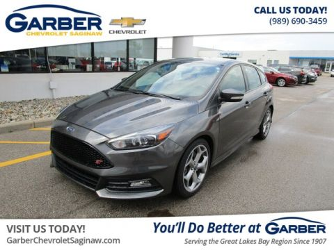 Pre-Owned 2015 Ford Focus ST ST