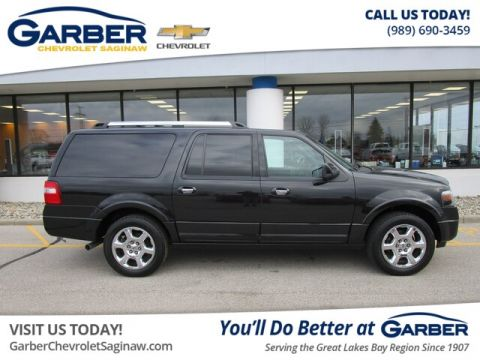 Pre-Owned 2013 Ford Expedition EL Limited