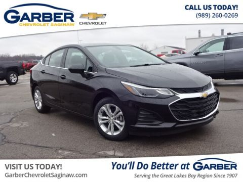 New Chevrolet Cruze® For Sale Saginaw | Garber Chevrolet Saginaw