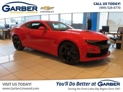 New 2019 Chevrolet Camaro 1SS RWD Coupe