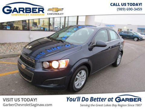 Pre-Owned 2015 Chevrolet Sonic LT Auto