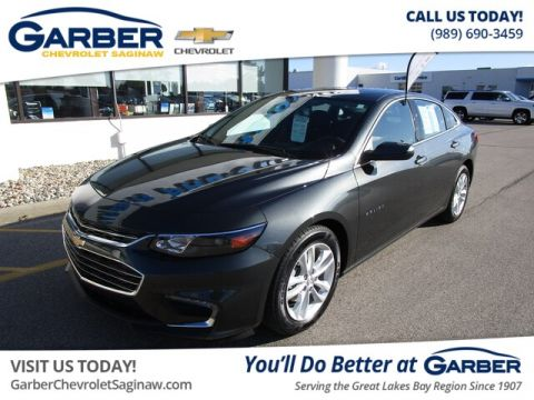 Certified Pre-Owned 2017 Chevrolet Malibu LT w/1LT