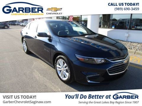 Pre-Owned 2016 Chevrolet Malibu LT w/1LT FWD Sedan