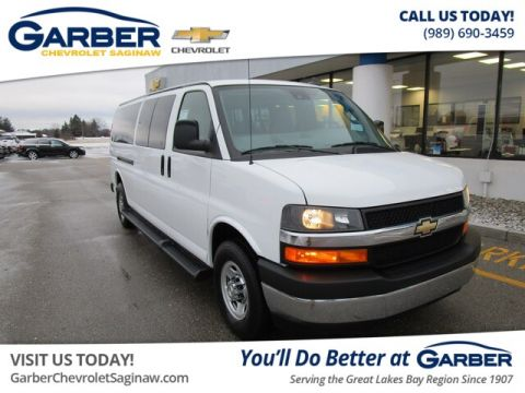 Pre-Owned 2019 Chevrolet Express 3500 LT