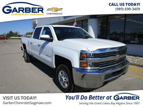Pre-Owned 2017 Chevrolet Silverado 2500HD LT 4WD