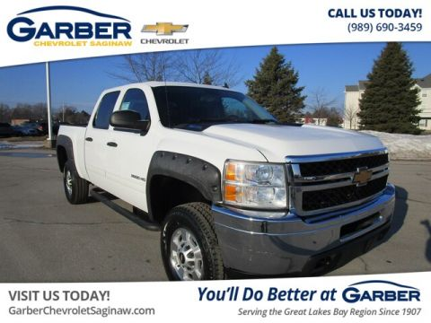 Pre-Owned 2014 Chevrolet Silverado 2500HD LT 4WD