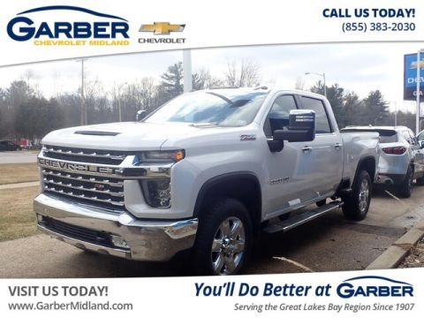New 2020 Chevrolet Silverado 2500HD LTZ 4WD