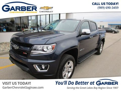 Pre-Owned 2018 Chevrolet Colorado Z71 4WD