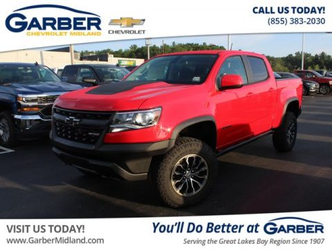 New 2019 Chevrolet Colorado ZR2 4WD