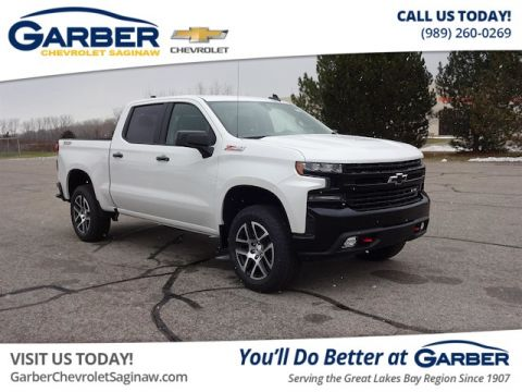 New 2019 Chevrolet Silverado 1500 LT Trail Boss 4WD