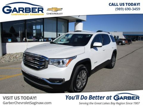 Pre-Owned 2019 GMC Acadia SLE-2 FWD 4D Sport Utility