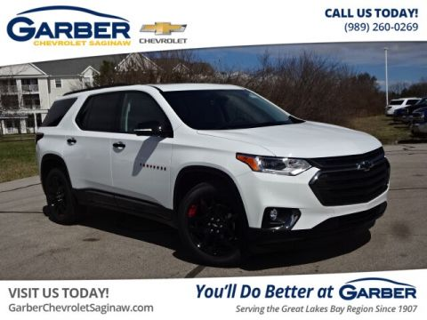 New 2019 Chevrolet Traverse Premier FWD SUV