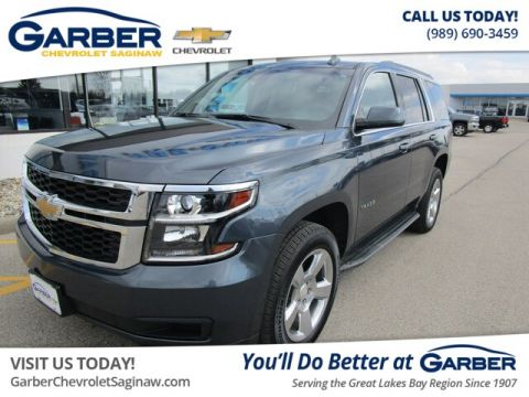 Pre-Owned 2019 Chevrolet Tahoe LT With Navigation & 4WD