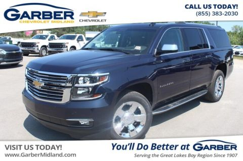 New 2019 Chevrolet Suburban Premier With Navigation & 4WD