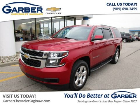 Pre-Owned 2015 Chevrolet Suburban 1500 LT 4WD