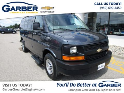 Pre-Owned 2015 Chevrolet Express 2500 LS